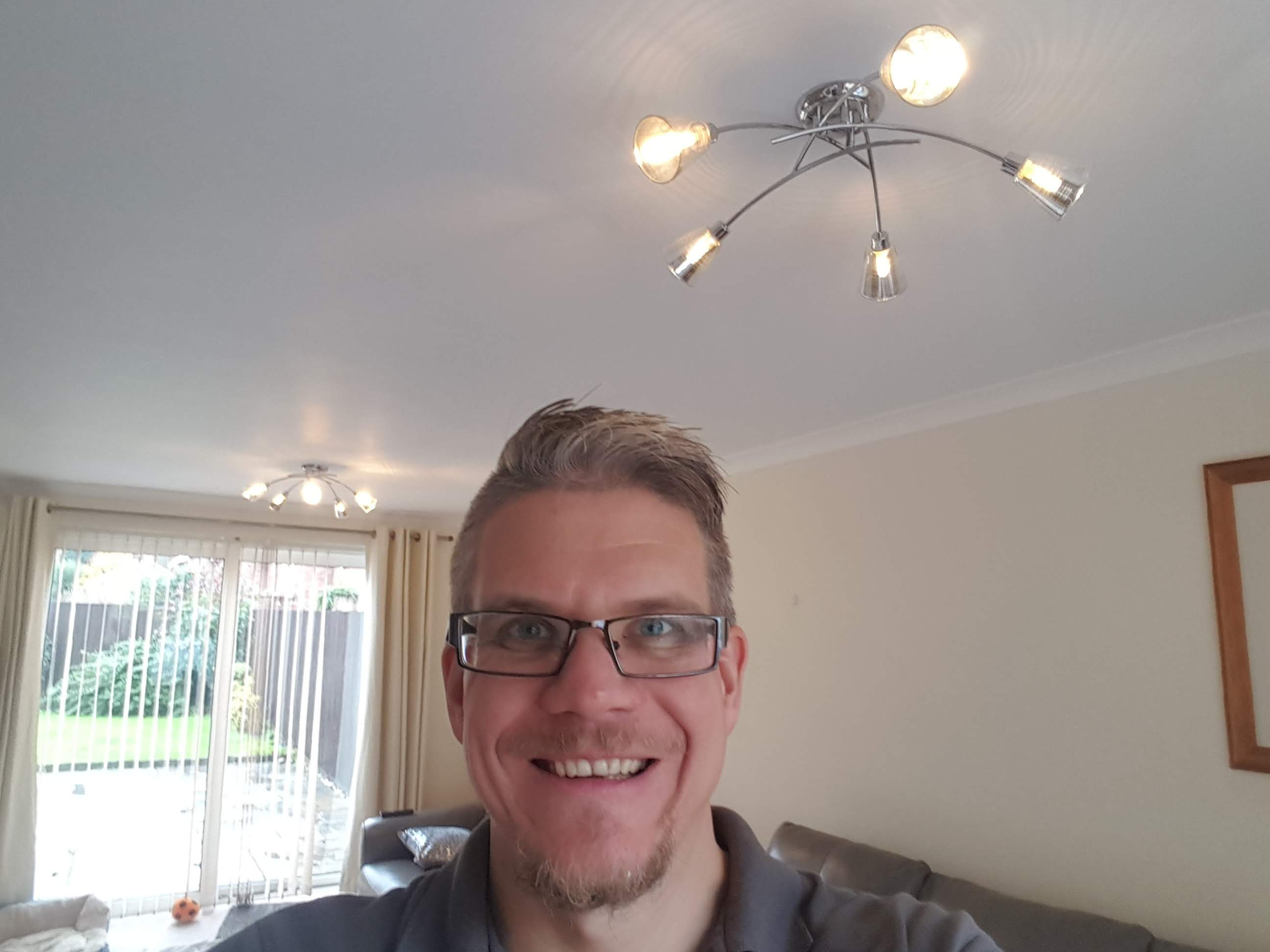 ceiling light installer in cwmbran