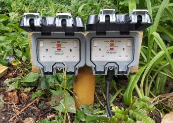 outdoor poser sockets in cwmbran