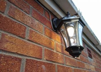 outside lighting in cwmbran